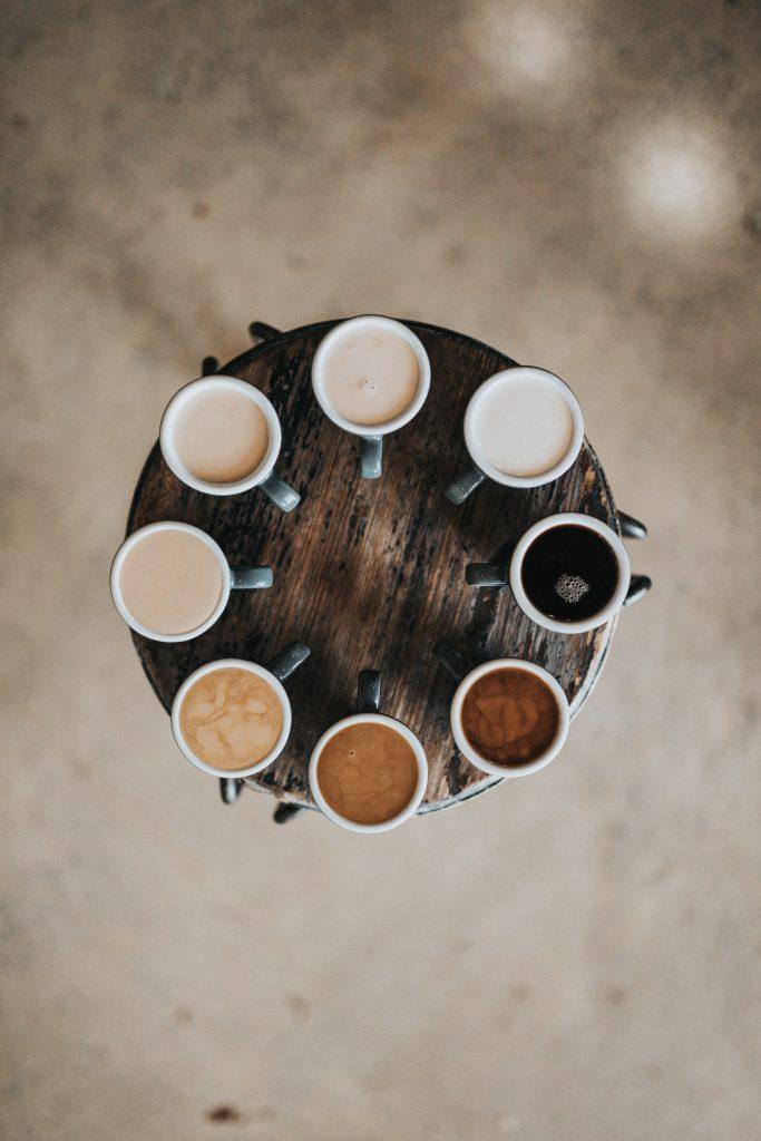 いろんなコーヒー